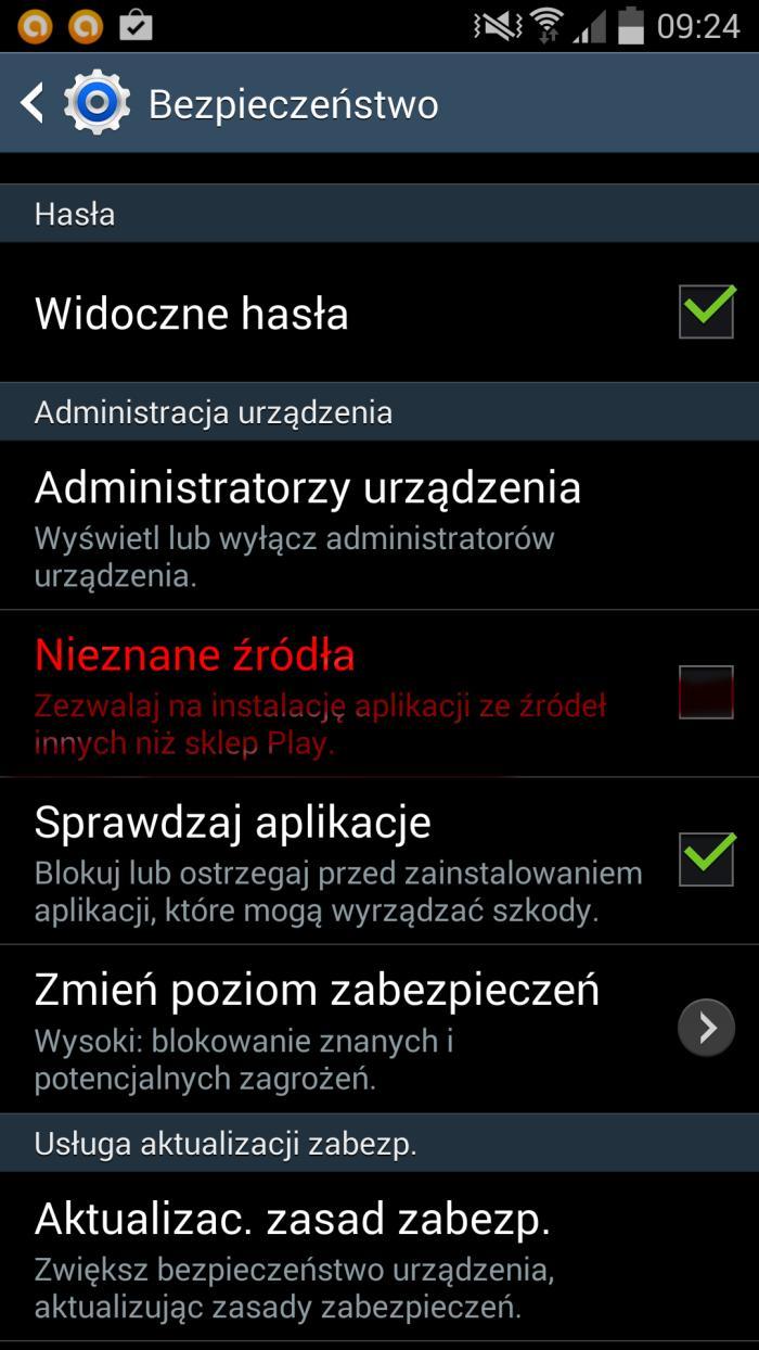 Jak chronić prywatność telefonu komórkowego