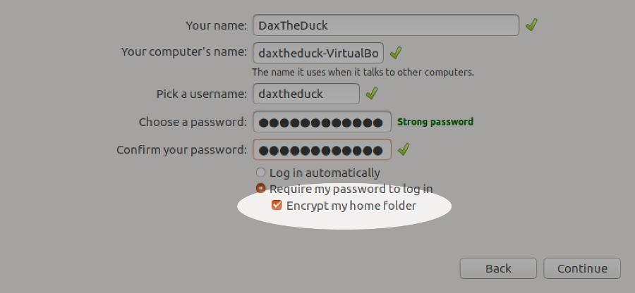 Szyfruj swoje dane w Linux